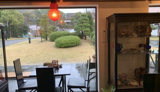 銀嶺(ぎんれい)のトルコライスが絶品!長崎歴史文化博物館のレストラン