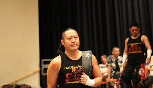 「長崎は心のふるさと」ドラゴンゲートの神田裕之選手に長崎への想いを独占インタビュー!