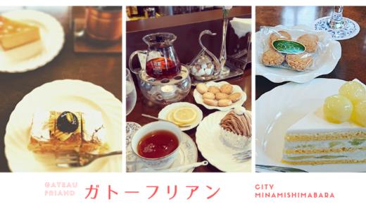 ガトーフリアンの口コミ体験レポ!南島原で評判の人気スイーツショップで絶品チーズケーキを味わう!